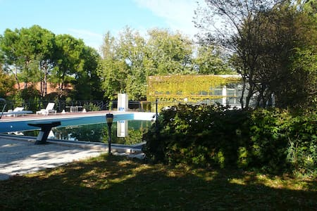 Residence's apartment with swimmingpool - Venezia (Lido) - Wohnung