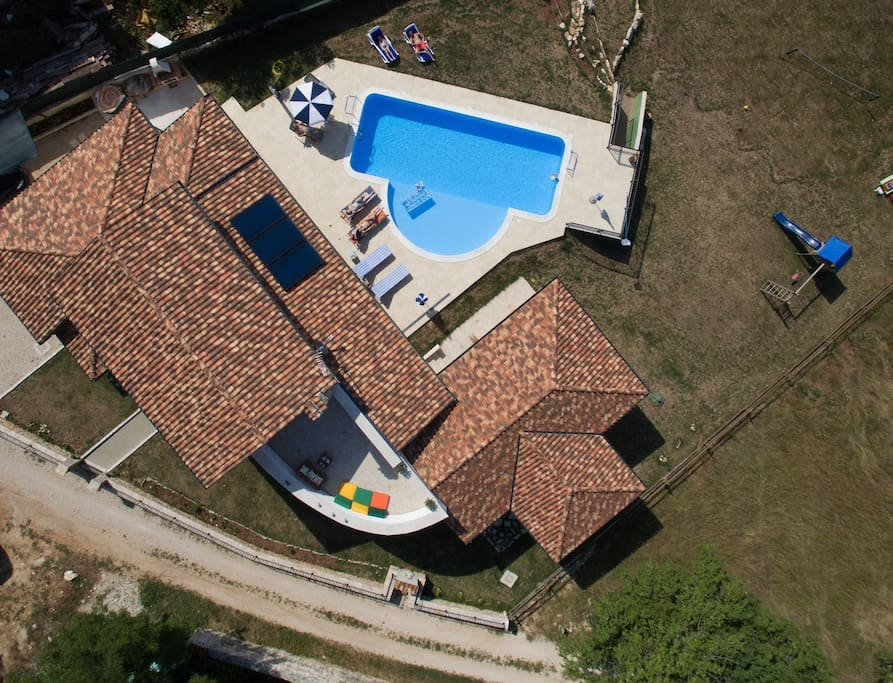 Arton Villa in the Heart of Istria