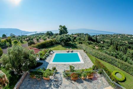 Kefalonia Villa with Private Pool - Villa