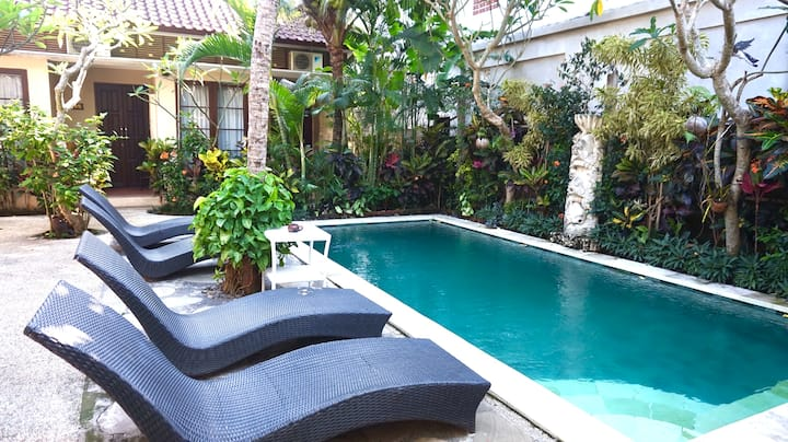Sandatbali Ubud Bed & Breakfast