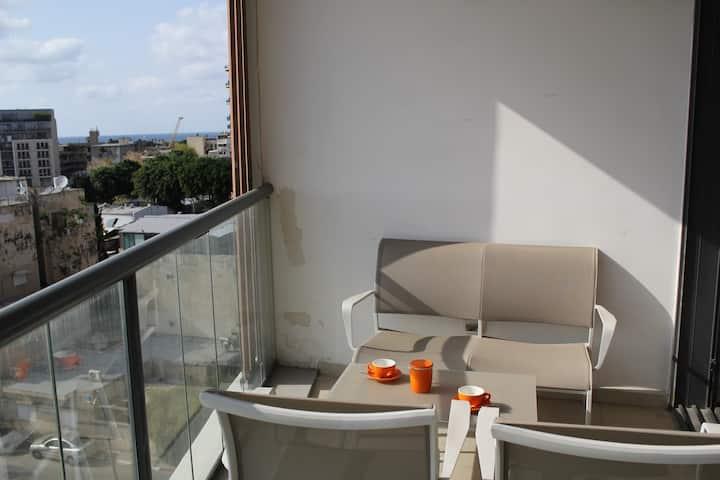 Maon st-Florentine area-2 Bedrooms Balcony-Apt 253
