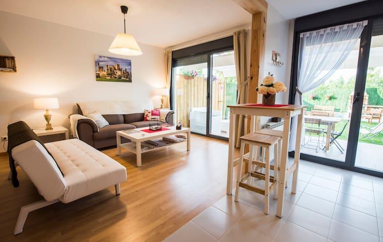 Casa Turística Rosaenea en Olite Navarra