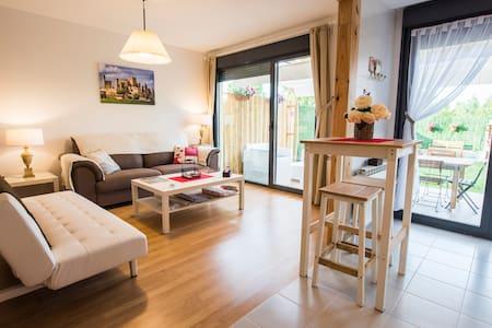 Casa Turística Rosaenea en Olite Navarra - Olite - Byhus
