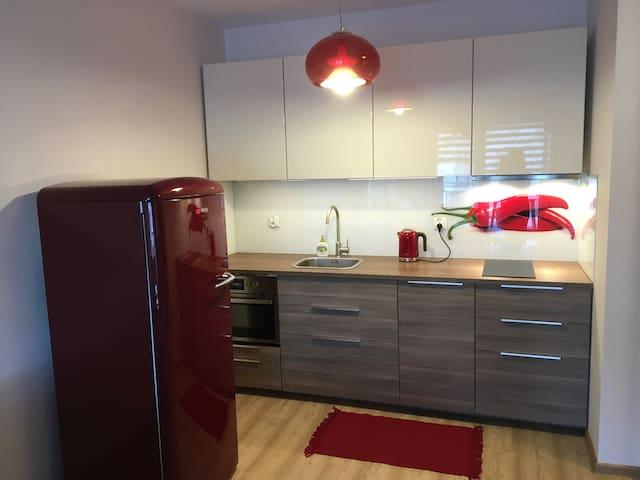 Apartament Czerwony Polanki - Kołobrzeg - Byt