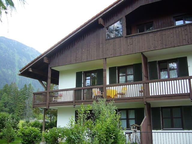 Ferienwohnung in Walchensee (Oberbayern)!