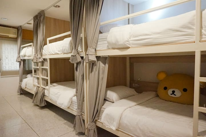 BSH 10 beds - private room