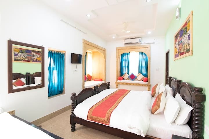 Boutique Room Near Jaisalmer Fort
