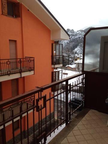 Accogliente monolocale con garage - Vernante  - Wohnung