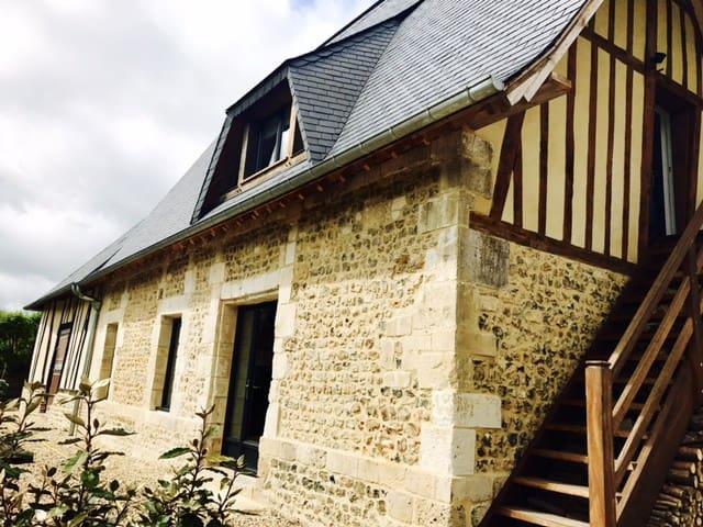LE HÊTREY Maison d'Hôtes en Normandie (27)