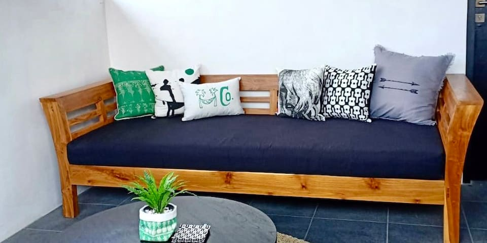 Private 2 Bed Room Apartment Great Canggu Location