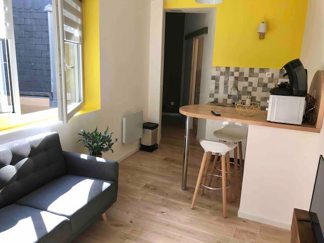 Appartement *Le Musoir*