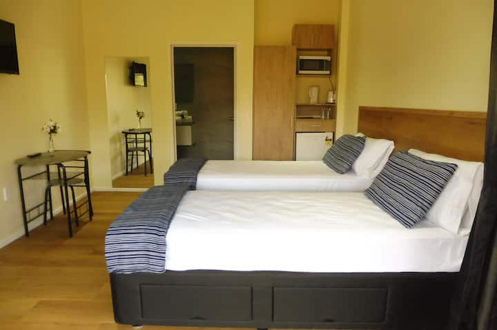 Clean, Modern and Quiet - Standard Room