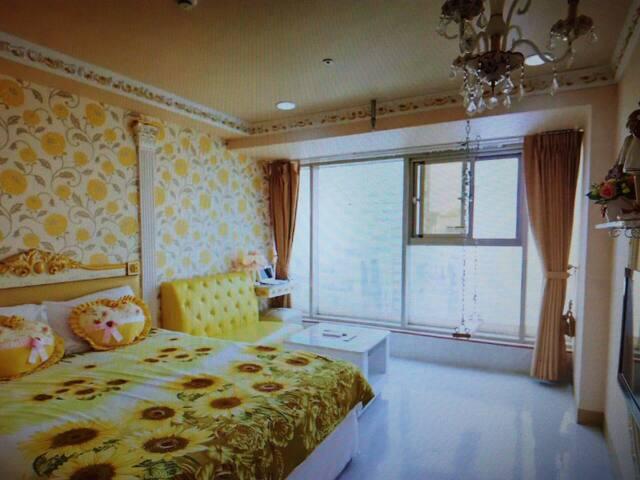 认真的雪 - Shijiazhuang - อพาร์ทเมนท์