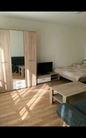 Flat in the center (Kleinbasel) - Basilea - Appartamento
