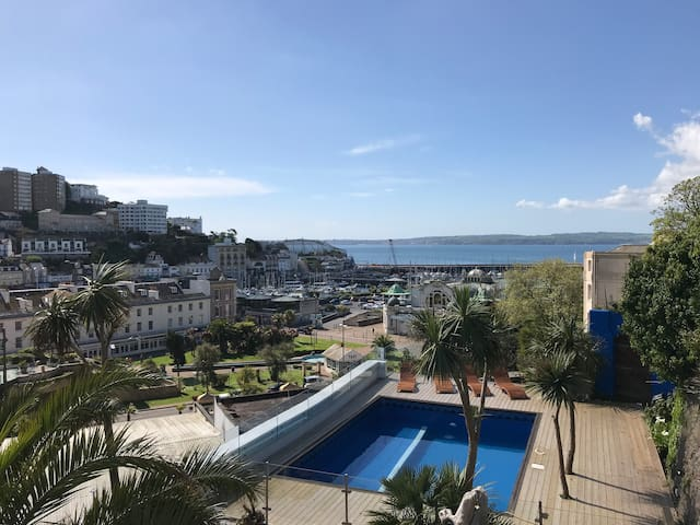 A holiday to remember in the heart of Torbay