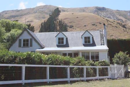 Historic Cottage on working farm