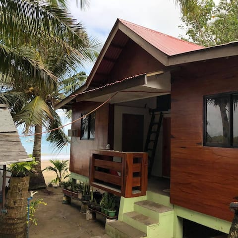 Baler Beachfront Cottage with a View