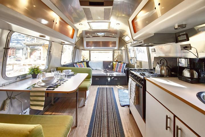 Airstream Oasis - Lower Greenville