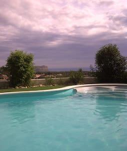 Appartement dans Villa avec Piscine - Carnoux-en-Provence