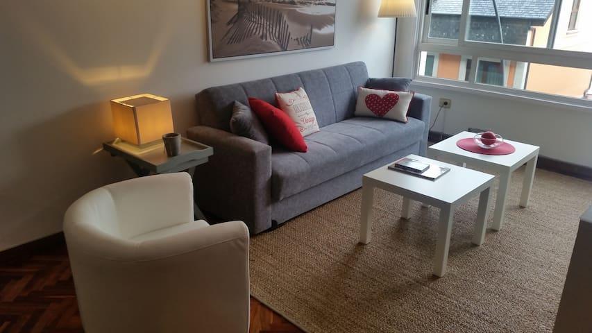 Apartamento a estrenar - Ла-Корунья - Квартира
