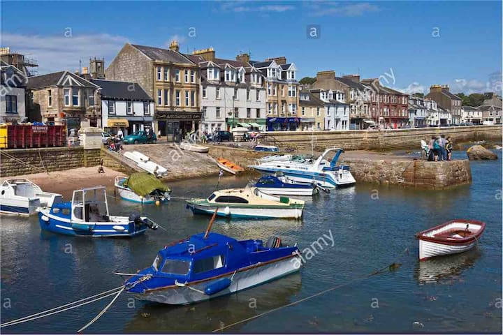 Magical Millport, Scottish Island No1 Holiday