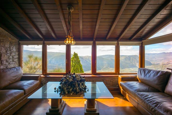 Kanella Ski Lodge, Arachova
