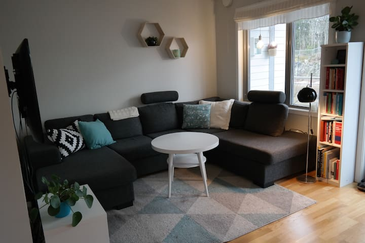 Cozy 3-room appartment near the forrest in Oslo. - Oslo - Wohnung