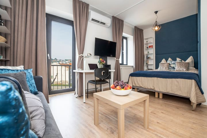 Cosy New Apartment in the City Center !!!