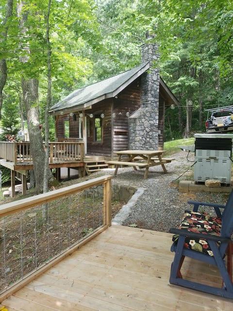 Gone Fishing  & Zipline Retreat