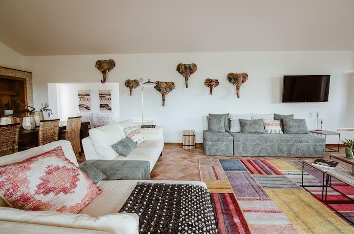 Vale Pisco - Villa de Sonho