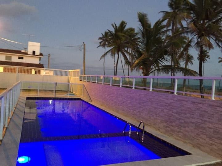 Apartamento Luxo Beira mar em Porto de Galinhas
