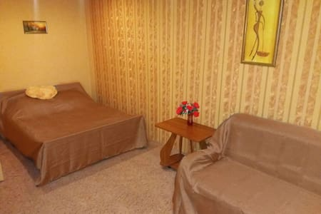 уютная 1ком квартира - Kherson - Lakás