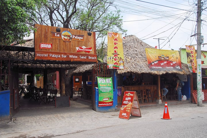 La Palapa - in the heart of La Zona Viva!