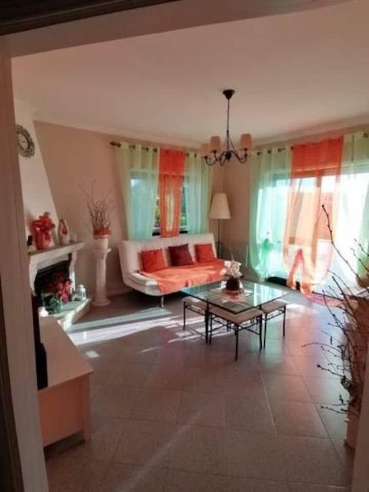 Appartement spacieux, tt confort, proche de plages