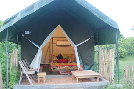 Beyond Borders  'A Glamping Experience'