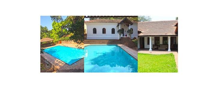 Istoria - Restored Portuguese Villa, North Goa