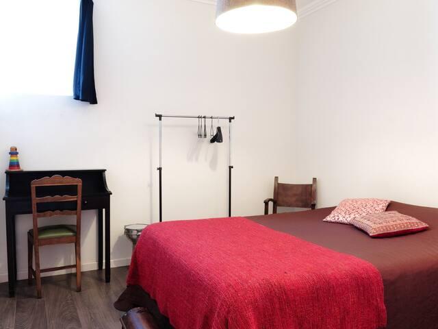 Cozy Lisbon room