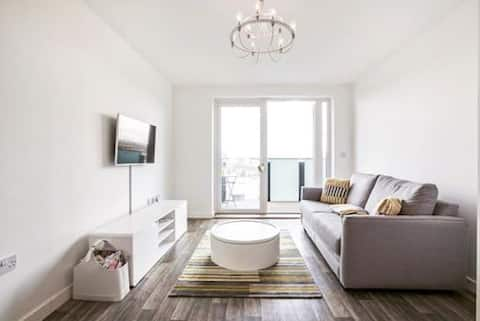 Very Modern East London Apartment