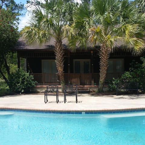 Simkins' Pool House and More