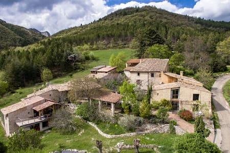 SuiteTerrasse Sauna avec vue sur la Provence