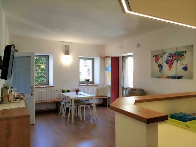 ESTRO Dolomiti Apartments - Stella Mattutina