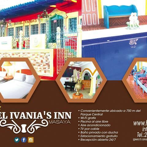Nice, conform, services in Masaya - Masaya - Bed & Breakfast