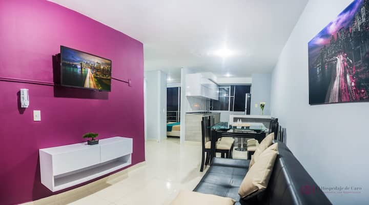 Modern apartment near to Parque del Café