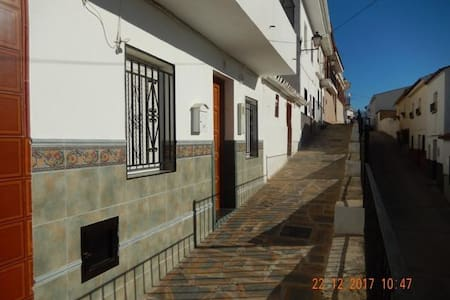 Spanish Town House with mountain views Andalusia