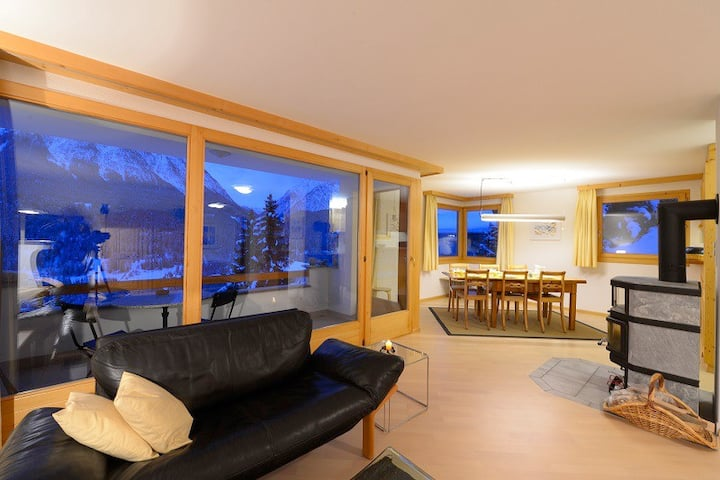 Ferienwohnung ENZ, (Scuol), Apartment for 6 people