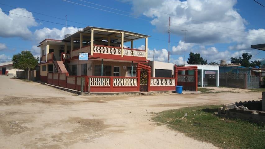Casa Mirta Navarro Hab1