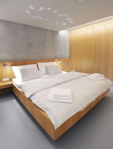 ložnice - přízemí