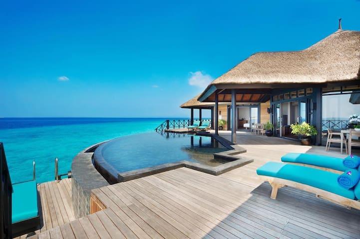 JA MANAFARU MALDIVES SUNSET WATER VILLA