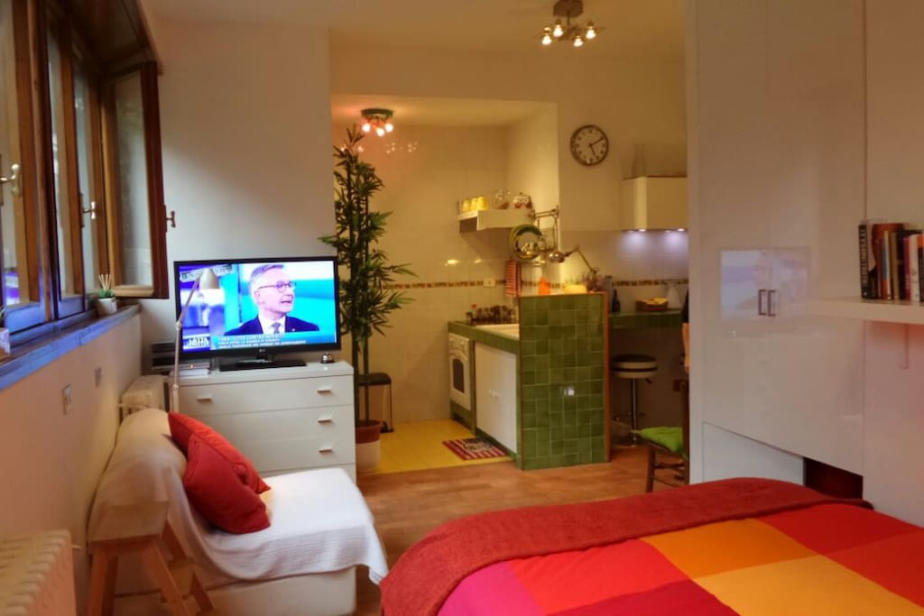 Quiet studio in the heart of eur appartamenti in affitto for Affitto studio eur