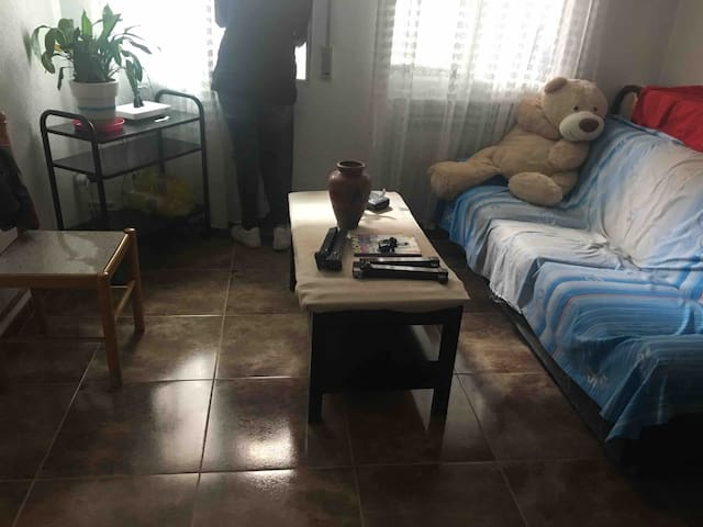Alquiler habitación pareja